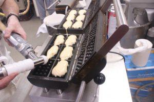 wafels limburg, bakkerij rob janssen, elsloo, verkoop aan bedrijven, ambachtelijk, Limburg