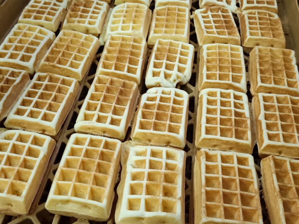 groothandel vanille cake wafels, bakkerij rob janssen, elsloo inzameling acties, scholen, verenigingen